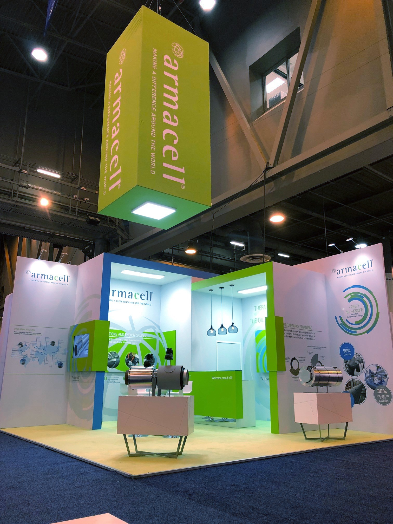 armacell stand